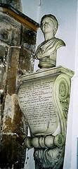 Nottinghamshire, Shelford (jmc4 - Church Explorer) Tags: church monument ellis m bust stanley chesterfield nottinghamshire stanhope effigy dormer clifden agar romsey shelford rudge poultons welbore