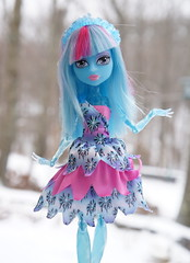 MHice238 (Lisa/Alex's doll) Tags: winter snow ice girl monster high dolls cam create icy