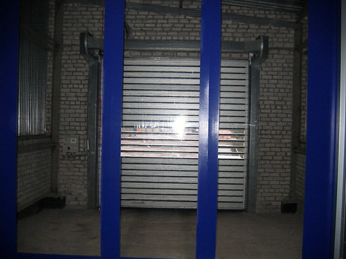 Высокоскоростные ворота Efaflex SRT Дружковка Украина