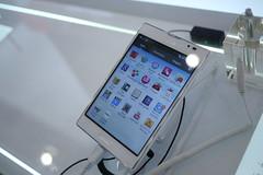 MWC Barcelona 2013 - LG Optimus Vu II