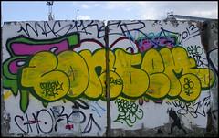 Condem SMC (lewis wilson) Tags: urban london river graffiti urbanart graff smc themes throwup citi ldn throwie condem thorw seventiesmagic seventiesmagiccrew themespath