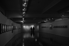 photo exhibition... (Explored) (Evi Skoura) Tags: bw museum canon athens greece photoexhibition benaki skoura benakimuseum canon550d eviskoura