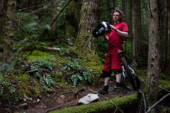 2013Mar08_wyp_cakew3640 (TreeFrendo) Tags: justin trees mountain mountains bike cake forest walk bikes bern squamish blackmarket blkmrkt wyper
