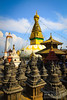 Swayambhunath Temple - Nepal (Mihai Sebastian Manole) Tags: travel nepal light color saint canon religious temple monkey ancient angle natural god stupa buddhist wide holy monkeys tibetan kathmandu religie 1635mm swayambhunath maimuta maimute templu sfant