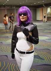 Major Motoko Kusanagi (Fernando Lenis) Tags: major orlando cosplay ghost shell olympus megacon motoko pl5 2013