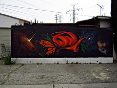 Day One Revolutionary Processes (236ism) Tags: one graffiti los day angeles revolutionary processes