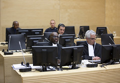 Initial appearance of Bosco Ntaganda, 26 March 2013 (ICC-CPI) Tags: thenetherlands icc thehague cpi internationalcriminalcourt courpénaleinternationale boscontaganda