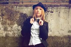 Beatrice (Eva Carollo Photography) Tags: portrait color sexy girl beauty canon model blonde chic vicenza elegance schio 550d eos550d evacarollophotography beatricegualtiero