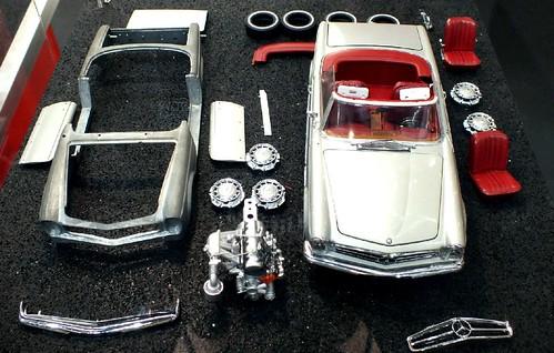 Schuco MB 230 SL 1-18
