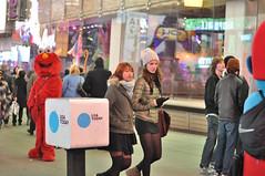 Times Square fashion (4) (zaxouzo) Tags: people newyork fashion night timessquare k5000 2013 nikond90