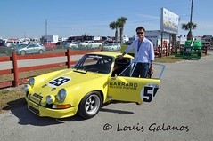 1973 Winning Porsche at Sebring 2013 (Nigel Smuckatelli) Tags: auto classic cars race speed vintage classiccar automobile florida 911 racing prototype porsche hour passion legends vehicle autoracing 12 sebring sir endurance motorsports 1973 fia csi sportscar wsc heures rsr world sportauto autorevue 2013 historic championship raceway louis sebringinternationalraceway sebringflorida carrear legends gp oldtimersport histochallenge manufacturers gp sebring motorsports nigel smuckatelli galanos manufacturers porschecarrera911rsr philipbasil 1973 the12hourgrind