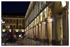 Torino by Night - Luglio 2016 Riccardo Evola 34 (Riccardo Evola) Tags: torino turin night city po murazzi piazzacastello palazzomadama piazzasancarlo piemonte turismo