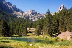 Ibonet de Batisielles (joxelu.) Tags: huesca aragon ibon lago bosque montaa alpino estos agujas perram pirineos