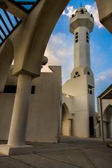 Inside Mosque (alvinpurexphotography) Tags: mosque holy sunrise