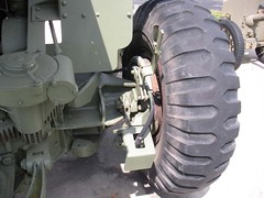 "US 155mm M1A1 Howitzer 6 • <a style=""font-size:0.8em;"" href=""http://www.flickr.com/photos/81723459@N04/28530092473/"" target=""_blank"">View on Flickr</a>"
