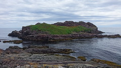 Hare's ears islands, Ferryland, Newfoundland, Canada (alex_7719) Tags: newfoundland canada ferryland water atlanticocean atlantic ocean island rocks