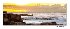 """Let there be light"" (jongsoolee5610) Tags: seascpae sea wave maroubra sydney australia sunrise"