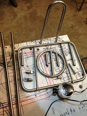 (ericmonasterio) Tags: bike steel stainless racerracks em custom rando subassembly