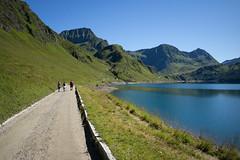 Lago Ritm (TI) (Toni_V) Tags: m2400823 rangefinder messsucher leicam mp typ240 28mm elmaritm hiking wanderung ritomsee lagoritom valpiora tessin ticino alps alpen switzerland schweiz suisse svizzera svizra europe toniv 2016 160813 lake see bergsee mountainlake leventina