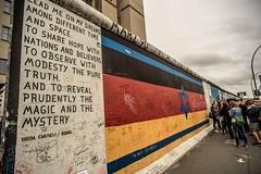 Berliner Mauer. (Gordon Haws) Tags: berlinermauer berlinwall berlin mhlenstrase ostbahnhof eastberlin westberlin ddr eastgermany
