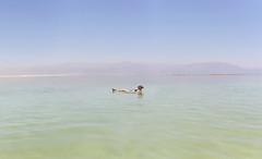 (Lindsay Caplan) Tags: israel travel middleeast explore optoutside outdoors summer deadsea water jerusalem masada portrait float swim lindsay caplan panorama photomerge brenizermethod
