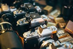 My kind of Flea Market treasures (gabe.mirasol) Tags: nikon d600 50mm 18 prime analog film nikkor 35mm vsco vscocam bokeh dof