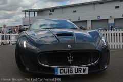 The Fast Car Festival 2016 - Maserati Gran Turismo (Si 558) Tags: maserati gran turismo cabrio granturismo grancabrio maseratigranturismo