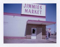 Winterhaven, CA (moominsean) Tags: polaroid 190 instant fuji fp100c california winterhaven desert summer jimmiesmarket