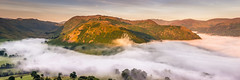 Place Fell (above the clouds) - Explored (Dave Fieldhouse Photography) Tags: placefell hallinfell ullswater lakedistrict clouds cloudinversion inversion cumbria nationaltrust weather boredale martingalecommon sleetfell lowbirkfell doegreen sheffieldpike glencoyne helvellyn panorama stitchedpanorama canon5dmarkiii canon5dmark3 lancashirelife