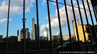 La città riflessa