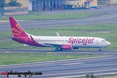 _DSC3015 (rvk82) Tags: 2016 chennai india nikkor200500mm nikon nikond500 photography planespotting rvk rvkphotography raghukumarphotography september2016 southindia spicejet stthomasmount tamilnadu rvkphotographycom