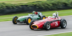 Maserati 250F & Lotus-Climax 16 qualifying for the Richmond Trophy - Explored September 13th 2016 (Jez B) Tags: goodwood revival 2016 historic race racing car motor auto sport motorsport vintage 40s 50s 60s 1940s 1950s 1960s circuit richmond trophy maserati 250f lotusclimax lotus climax 16 1959 1957