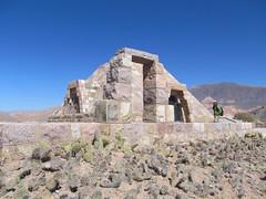 """Tilcara: el monumento <a style=""""margin-left:10px; font-size:0.8em;"""" href=""""http://www.flickr.com/photos/127723101@N04/29060805542/"""" target=""""_blank"""">@flickr</a>"""
