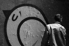 Farkfk (Andrew Malbon) Tags: street streetphotography streetart leica m9 rangefinder portsmouth strongisland stronglight hoardings bird back 35mmf14 35mm summilux
