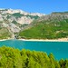 Le lac de Sainte Croix ...