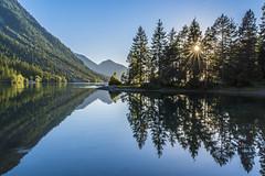 Heiterwanger See (J. Gschwender) Tags: heiterwangersee heiterwang wasser see lake water landschaft landscape sonne sun gegenlicht tirol sterreich austria jrgengschwender gschwender nikond750
