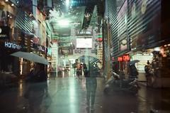 Double Exposure, Splitzer, Taipei, Taiwan / Fujifilm 500D 8592 / Lomo LC-A+ (Toomore) Tags: lomo lomography moviefilms fujifilm 8592 500d taiwan taipei lca doubleexposure splitzer fuji