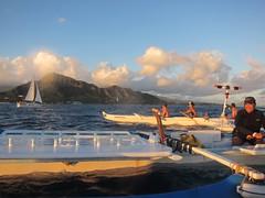 IMG_6844 (nautical2k) Tags: waikikibeachboys paddling outrigger canoe diamondhead honolulu oahu