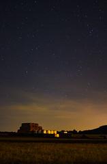 Letn noc na vsi (Honzinus) Tags: venkov noc starry stars sky skrovnice balky lto summer night non echy esko esk esk cz czech agroculture agro countryside