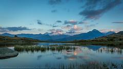 Sunrise - Lac Guichard (wanajo38) Tags: voie lacte etoiles voielacte