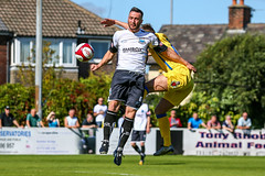 BL9U3711 (Stefan Willoughby) Tags: bamber bridge fc football club v lancaster city lancashire derby evo stik evostik div division 1 noth nonleague league non sire tom finney stadium sir