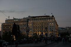 hotel Grande Bretagne - Athens (ddp2000) Tags: athina atticaregion greece gr syntagmasqr hotel grandebretagne d5300 35mm18