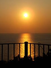 Sunrise at Torre Mucchia (Twitter: @GrowLikeGrandad) Tags: sunrise ortona italysunrise
