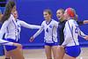 IMG_1351 (SJH Foto) Tags: girls volleyball high school pleasant valley pa pennsylvania team tween teen teenager varsity tournament huddle cheer