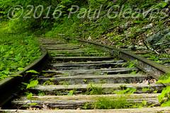 Forgotten (Glotzsee) Tags: nature virginia blueridgeparkway blueridgemountains blueridge railroad railroadtracks outdoors glotzsee