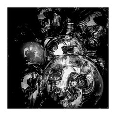 unboxedideas (seba0815) Tags: ricohgrdiv streetphotography grdiv unboxedideas bulb walk wet rain reflection umbrella glass bw monochrome blackwhite blackandwhite blanco nero blanc noir abstract inspiredeye preset power light square seba0815 framed schwarzweis