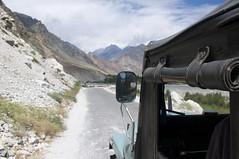 Jeep Ride (pasipictures) Tags: karakoram karakorum pakistan gilgitbaltistan gilgit hunza hunzariver charikhand jeep ride naltar naltarvalley