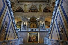 Treppe im Naturhistorischen Museum Wien (AD2115) Tags: wien museum naturhistorisches treppenhaus gemlde maria theresia sterreich donau danube vienna