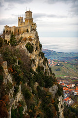 San Marino (©Andrey) Tags: sky italy san marino ilobsterit