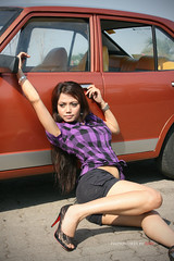 corolla_girl_010 (raw photoworks) Tags: canon eos model cantik 50d